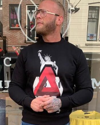 Black Empire GHOST sweater