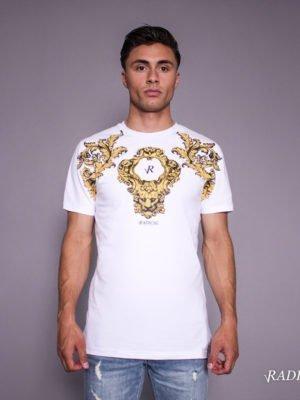 T-shirt Elio Magar Barok - White 027 (2)