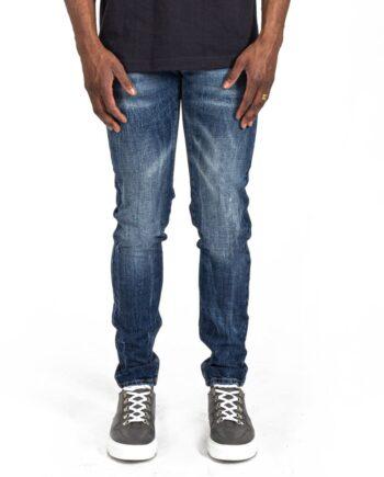 Blue California Jeans Radical - blauwe spijkerbroek