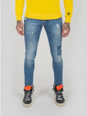 Denim Washed Europe Jeans XPLCT