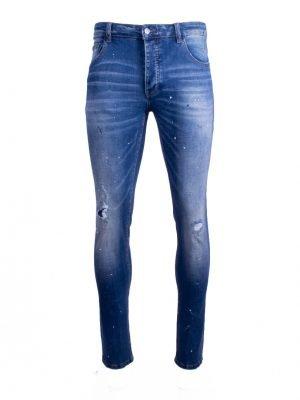 Afbeelding van blauwe Dwayne Radical jeans