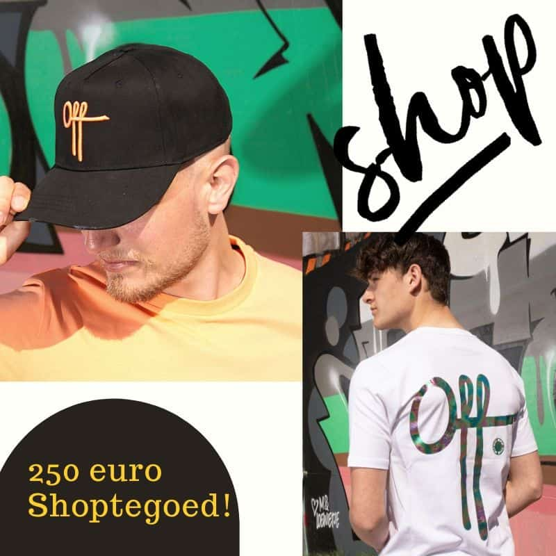 Promo afbeelding 250 euro shoptegoed inschrijf email
