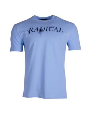 Radical Elio Lightblue Melting Tee - lichtblauw t-shirt