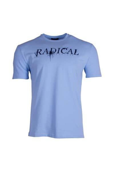 Radical Elio Lightblue Melting Tee - lichtblauw t-shirt