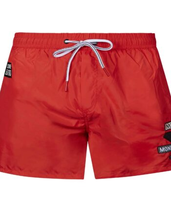 Red Liam Swimshort MLLNR