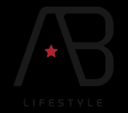Logo AB Lifestyle - A Star Lifestyle brand