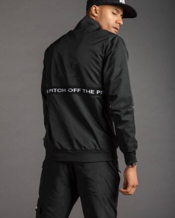 Black The Hero Suit OTP - zwart trainingspak Off The Pitch