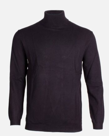 Black Brando Turtleneck Radical - zwarte coltrui