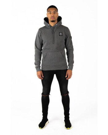 Quotrell Grey Commodore Hoodie