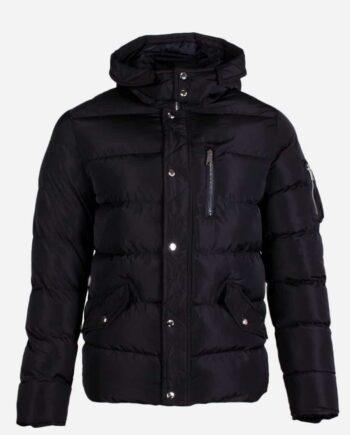 Black Paul Winter Jacket Radical
