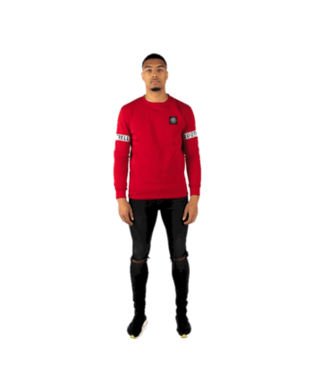 Red Sergeant Sweater Quotrell - rode trui
