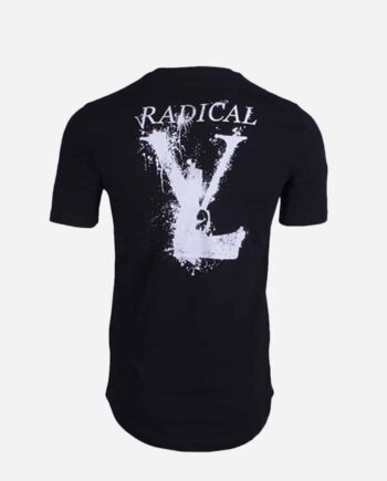 Black/White Lucio Melting Gun T-shirt Radical